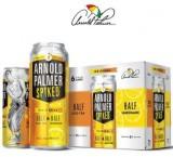 Arnold Palmer Spiked Half & Half (24oz Can - 2/12
